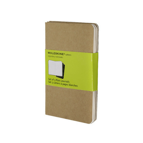 Pocket journals.