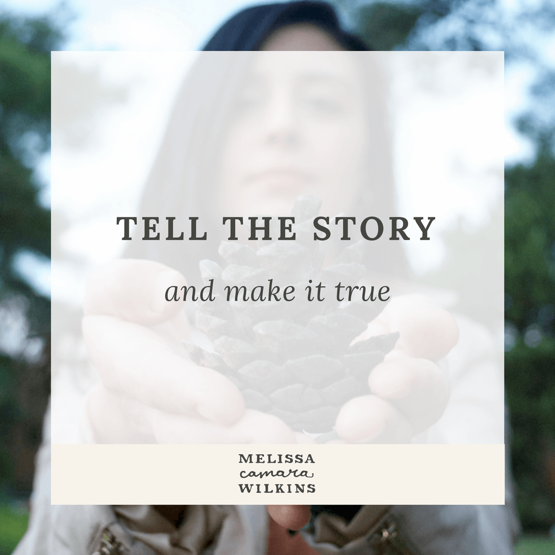 Tell a new story