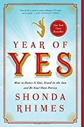 Shonda Rhimes's Year of Yes