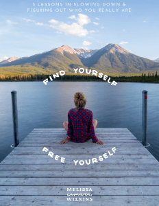 Find Yourself, Free Yourself Extra