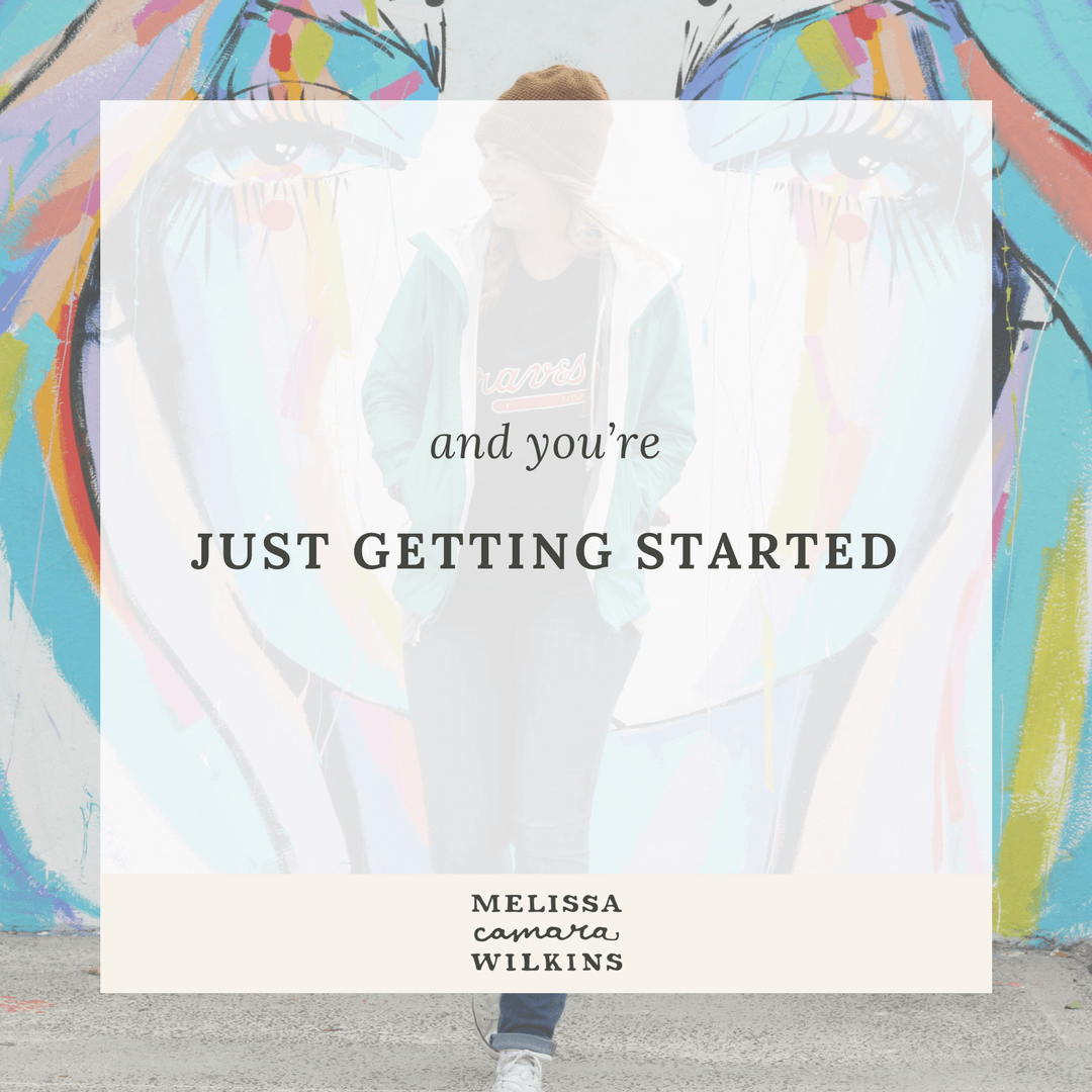 Here. you. go. And you are just getting started.