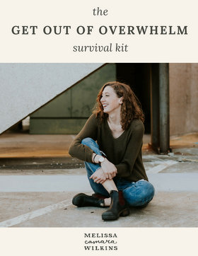 Get Out of Overwhelm Survival Kit