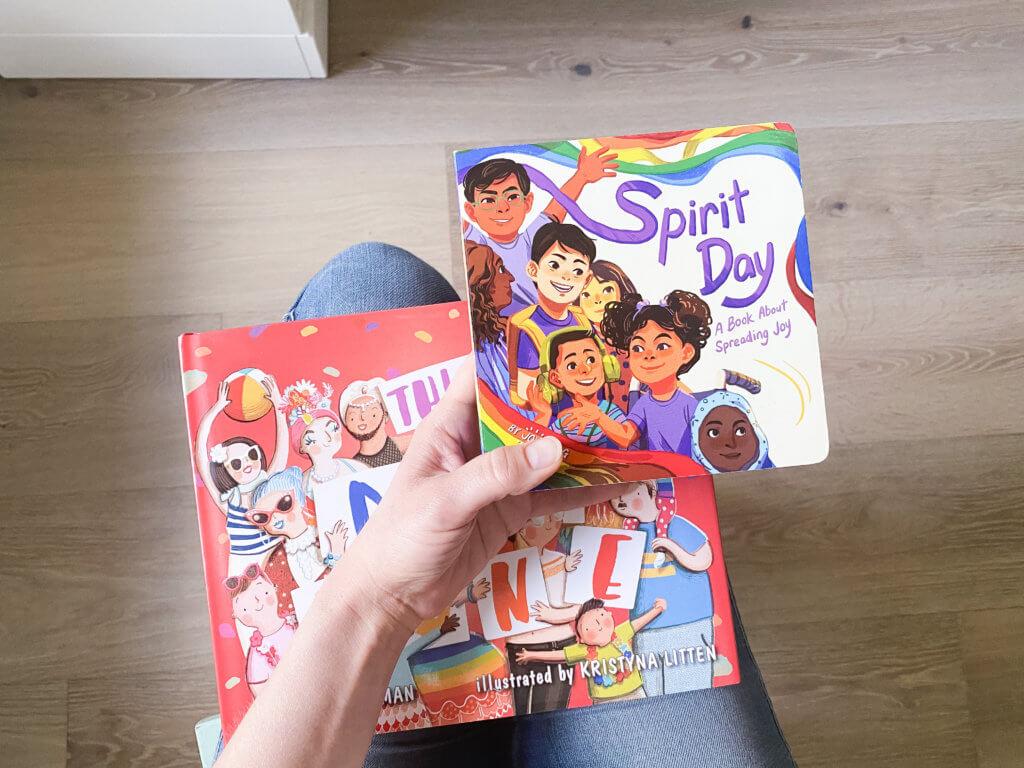 11 Books for celebrating pride with kids